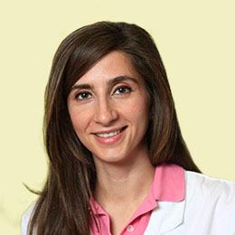 Headshot of Dr. Golnaz