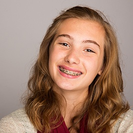 Sorry, that Young teen girls braces facial