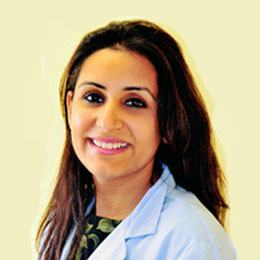 Headshot of Dr. Reema